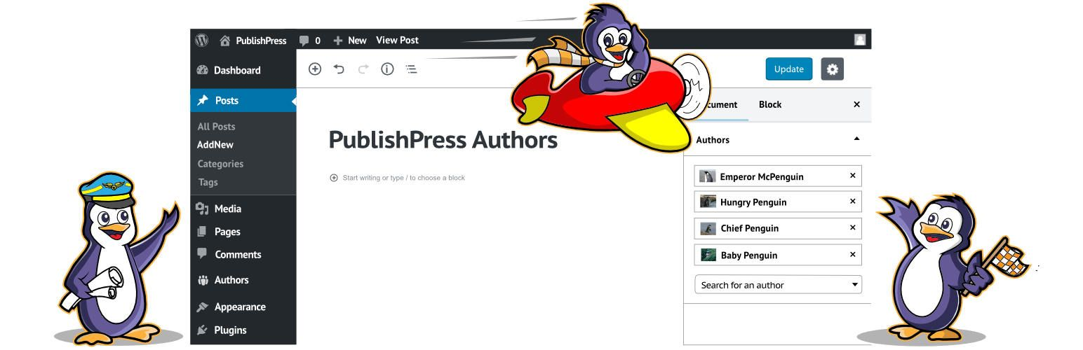 PublishPress Authors