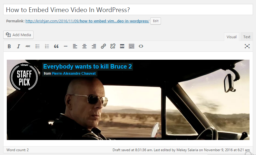 Vimeo In MP4 - Download Videos To MP4 Format Online!