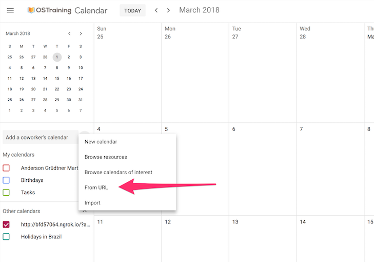 Importing your Publishpress calendar