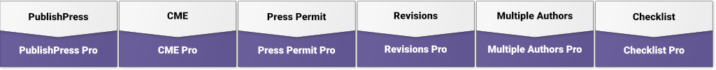 PublishPress roadmap