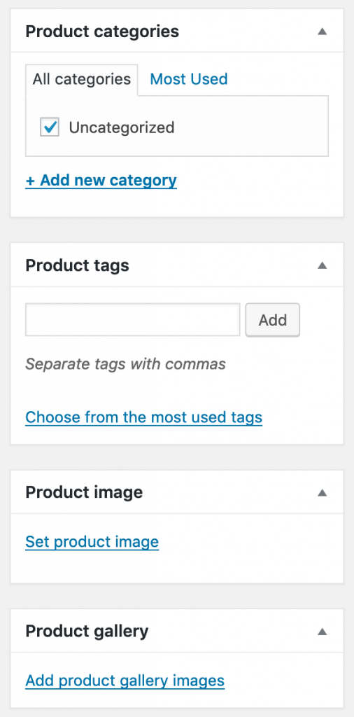 WooCommerce features supported in PublishPress Revisions Pro
