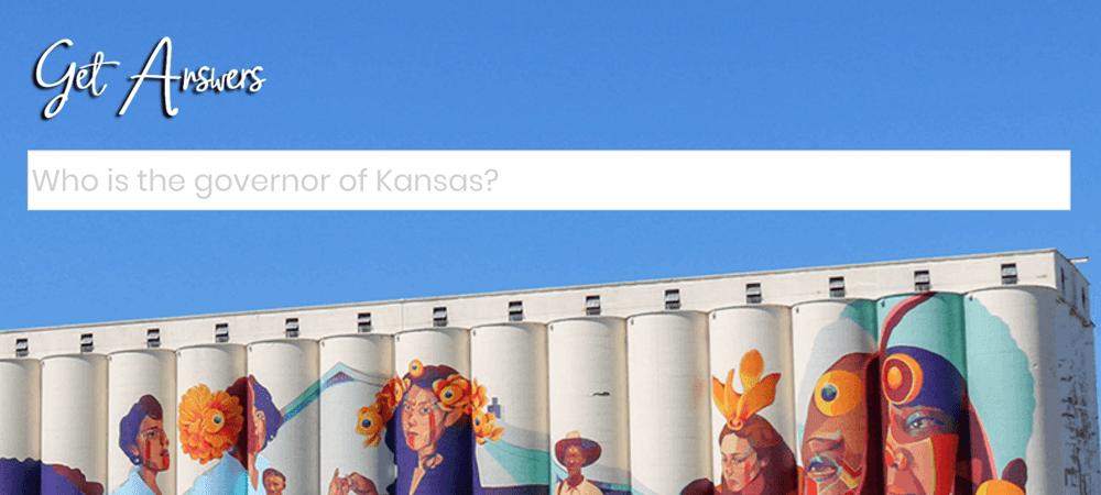 Kansas state website using WordPress
