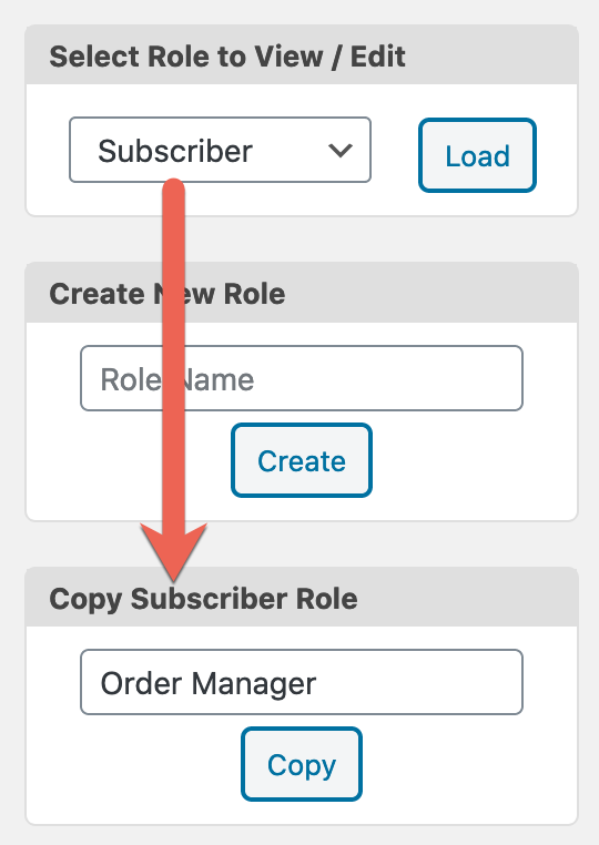 Creating an Order Manager for WooCommerce access