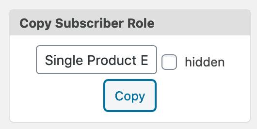 Copy Subscriber