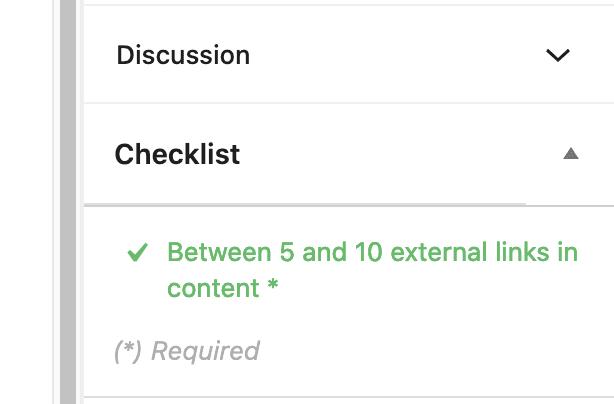 External Links Green