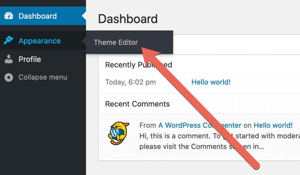 Subscriber Theme Editor