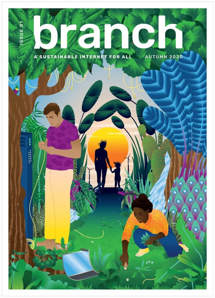 Branch Cover Issue 1