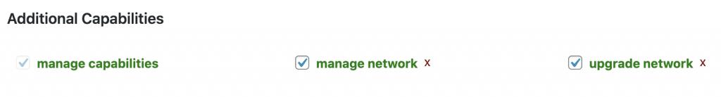 Upgrade Network Box