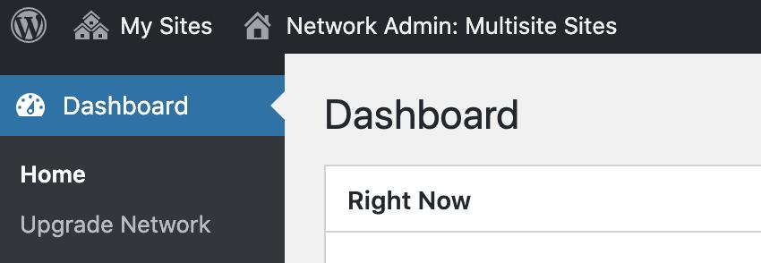 Upgrade Network Link
