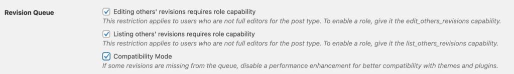 Compatbility Mode