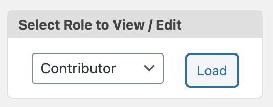 Select Contributor