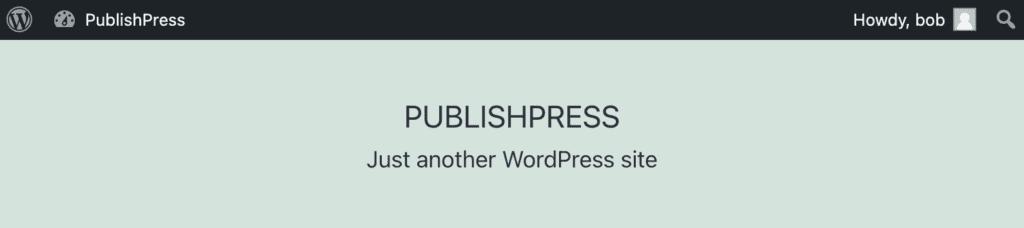 Subscriber Toolbar